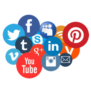 social media new icons